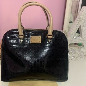 Micheal Kors black handbag